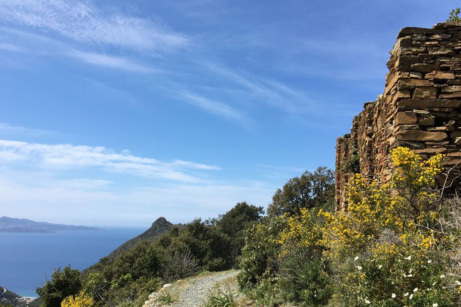 Nonza-Olmeta, un bol d'air entre mer et montagne dans le Cap-Corse