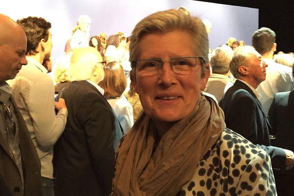 La maire Modem de Mont-de-Marsan, soutien durant la campagne d'Emmanuel Macron