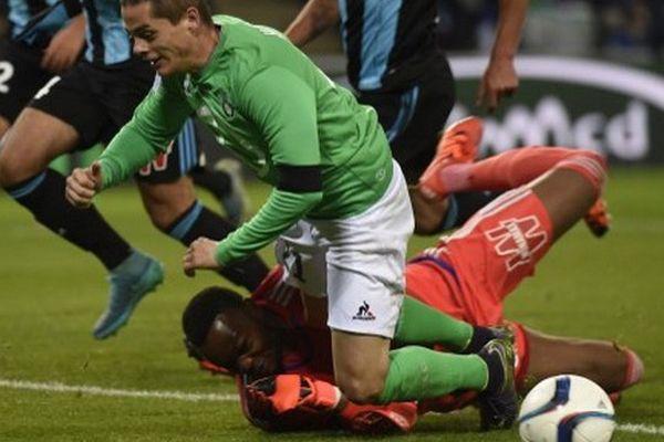 Le foot a repris ses droits et l'OM s'est donné un petit peu d'air en gagnant 2 à 0 à Saint-Etienne.