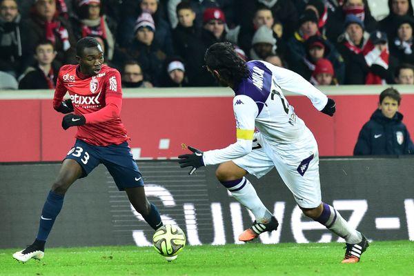 Les ventes de joueurs comme Adama Traoré (à gauche), parti à Monaco pour 14 millions d'euros, n'ont pas permis d'équilibrer les comptes.