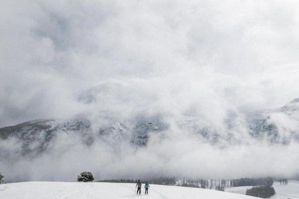 Les risques d'avalanche sont élevés ce week-end dans les Hautes-Alpes.