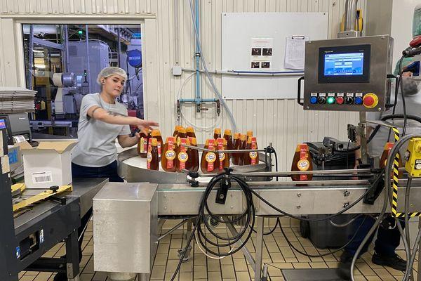 Atelier de production chez Michaud