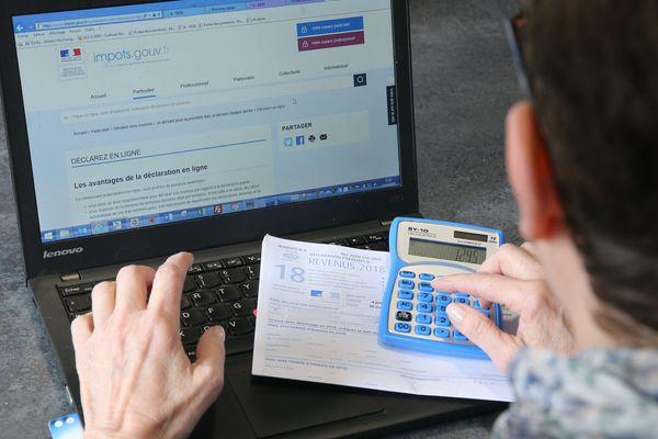 En 2017, 43% des ménages payaient l'impôt sur le revenu en France
