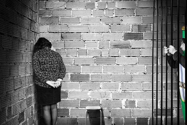 Le nombre de femmes battues augmente durant le confinement.
