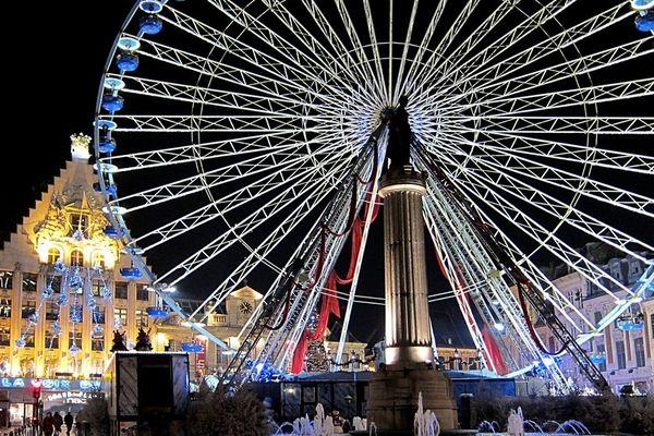 Les Britanniques ont succombé au charme de Lille à Noël.