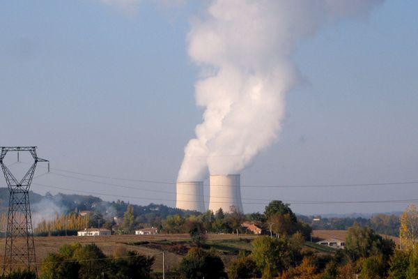 """Un incident s'ést produit lors """"d'opération de vidange du circuit primaire"""" d'un réacteur, selon la direction de la Centrale nucléaire."""