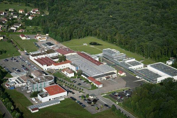 Vétoquinol est basé à Lure (70)