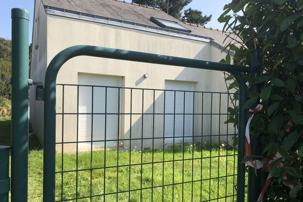 Le drame s'est déroulé dans une maison d'une résidence pavillonnaire de Moréac (Morbihan)