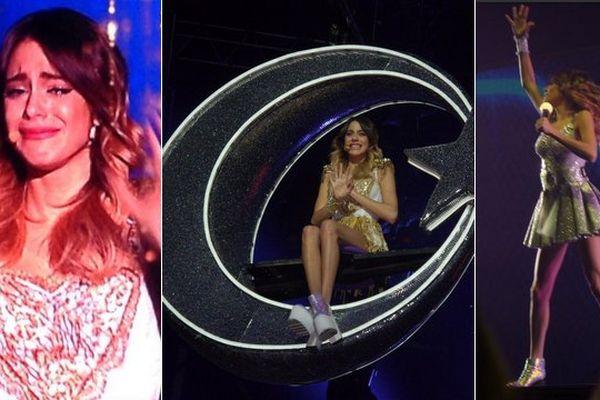 Violetta en spectacle à Gayant Expo Douai ces samedi et dimanche.