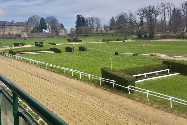 La course devait se dérouler à l'hippodrome de Pompadour, le 21 mars 2020.