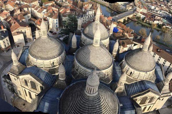 Cathédrale Saint Front à Périgueux