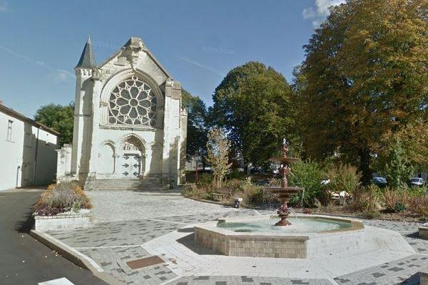 Thouars (Deux-Sèvres) : La Chapelle Jeanne d'Arc obtient le précieux label d'Etat créé en 2017 - archives