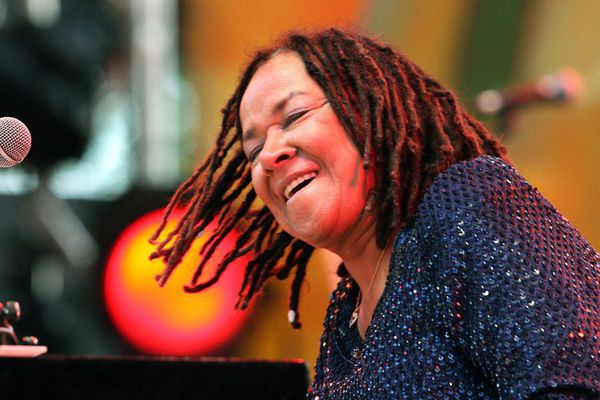 Rhoda Scott, l'une des têtes d'affiche de la 37e édition de Jazz sous les pommiers