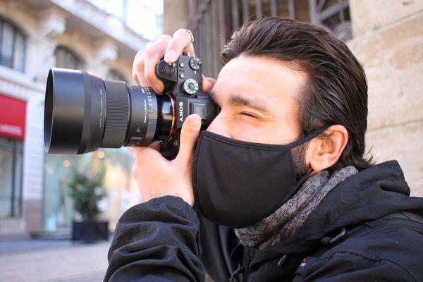 Corentin Nicolau, photographe à Bordeaux