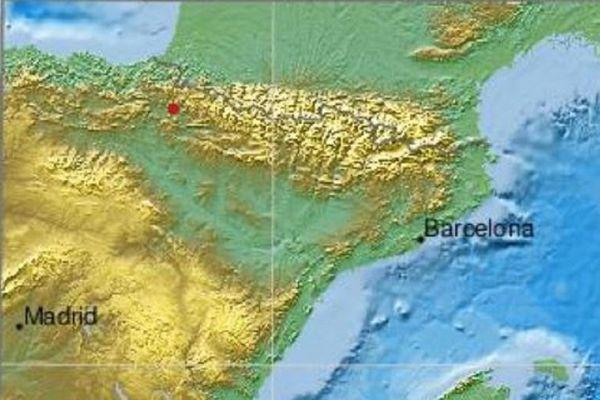 La Terre a une nouvelle fois tremblé ce mercredi 2 octobre à 9h40 près de Bagnères-de-Bigorre