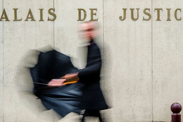 Le Palais de Justice de Lille
