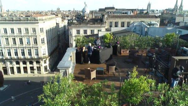 Bassner de la terrasse du Grand Hôtel