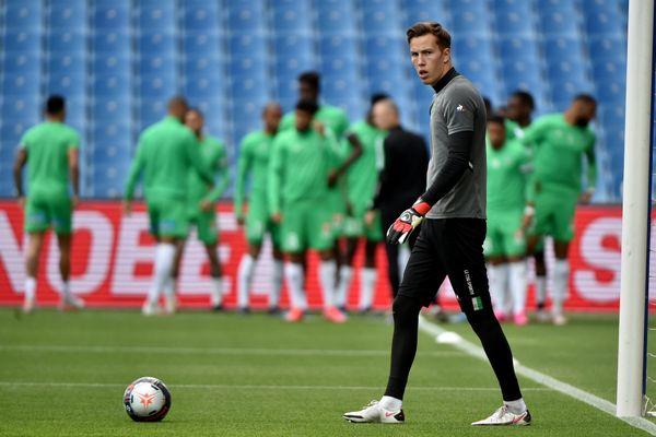 Etienne Green est désormais lié aux Verts jusqu'en 2024. Son contrat arrivait à terme au 30 juin 2021