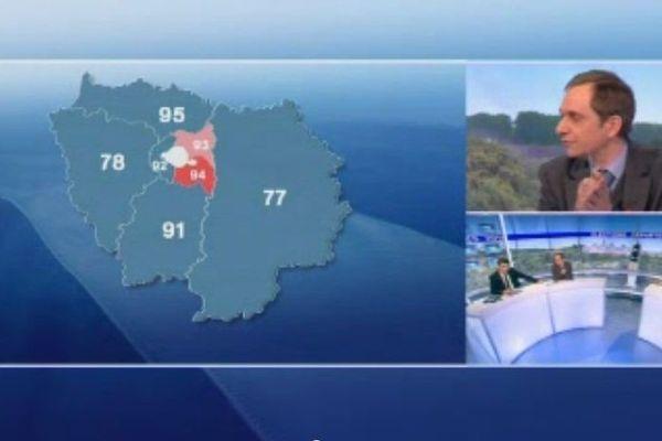 Notre journaliste Daïc Audouit dresse un premier bilan à chaud de la nouvelle carte départementale de l'Île-de-France.