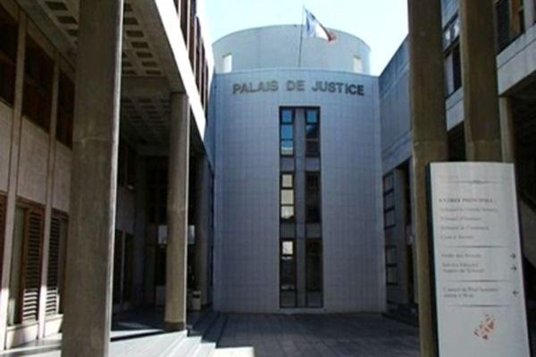 Le palais de justice de Draguignan, dans le département du Var.