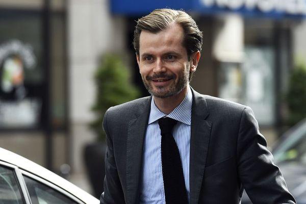 Guillaume Larrivé, député LR de la 1re circonscription de l'Yonne