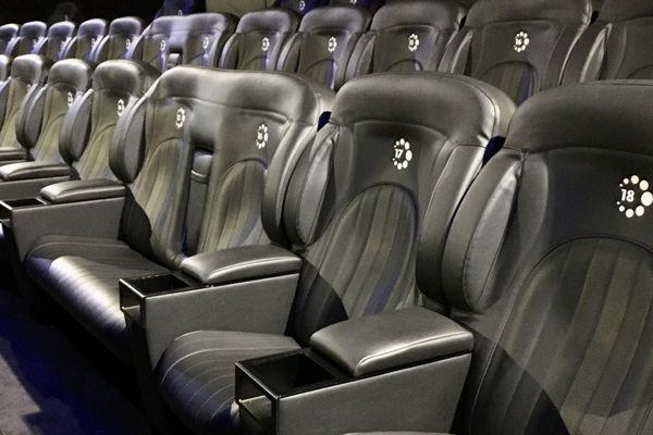 Salle - cinéma CGR - Buxerolles (86)