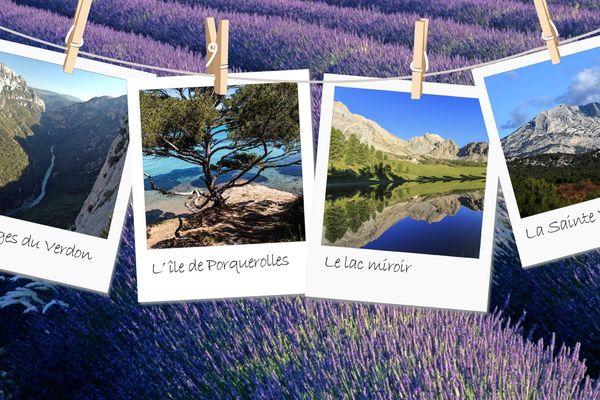Gorges du Verdon, Porquerolles, lac miroir, Sainte victoire, champs de lavande...5 lieux de Provence à voir après le confinement