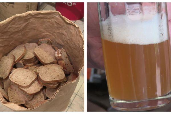 Bière au pain d'Alsace