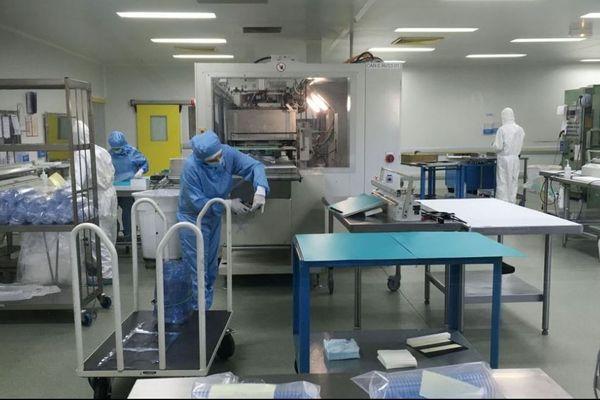 Située à Peschadoires dans le Puy-de-Dôme, l'entreprise Top clean packaging s'inquiète pour les salariés de son usine de Suzhou en Chine.