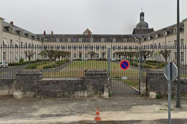 L'EHPAD Gaston d'Orléans, à Blois.