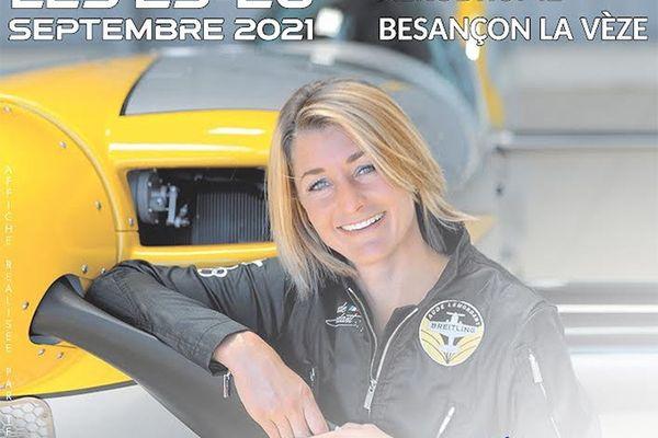 Célébration des 50 ans de l'aérodrome de Besançon La Vèze