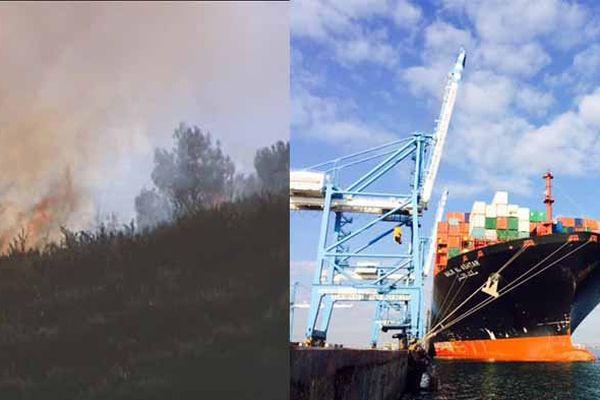 """Reportages au coeur du Grand Port Maritime de Marseille et de la FORCE 06 dans votre émission """"Enquêtes de région"""" mercredi 25 janvier 2017"""