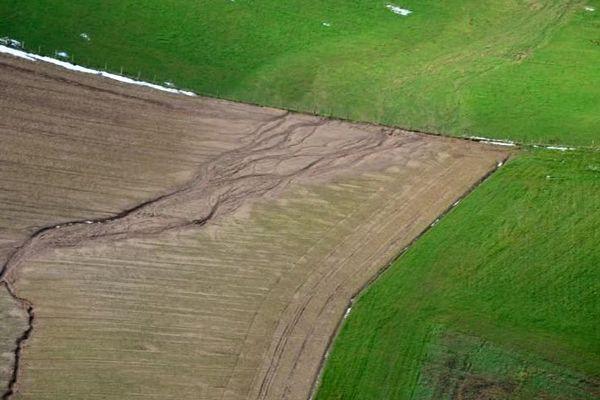 Les conséquences de l'érosion des sols