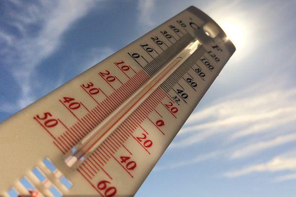 Record battu : 29,8°C enregistré à Montluçon (Allier) le 15 octobre 2017. Le précédent était de 28,2°C le 18 octobre 2014.