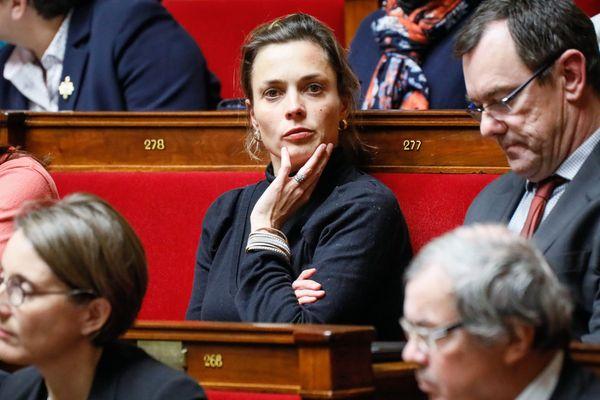 Caroline Janvier, élue LREM de la deuxième circonscription du Loiret, s'est beaucoup impliquée dans le projet de loi sur la protection des données.