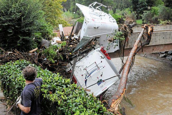 Les inondations de septembre 2014 à Lamalou-les-Bains avaient provoqué la mort de quatre personnes.