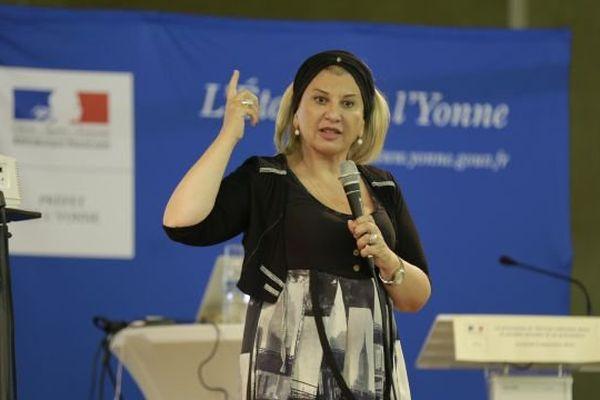 Dounia Bouzar, docteur en anthropologie du fait religieux et experte laïcité