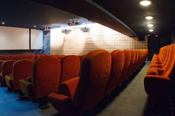 Image d'illustration d'un cinéma
