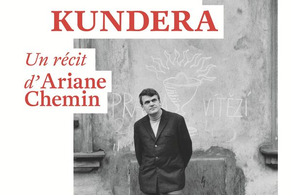 A la recherche de Milan Kundera, Ariane Chemin.