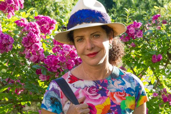 Patricia Laigneau, jardinière Paysagiste et conceptrice des jardins du Rivau.