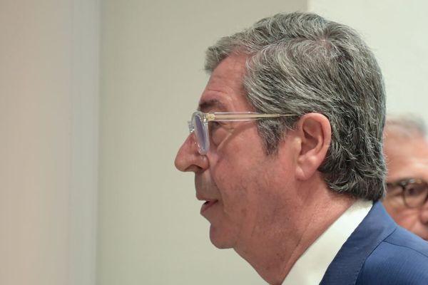 Le maire de Levallois-Perret, Patrick Balkany, le 19 juin dernier.