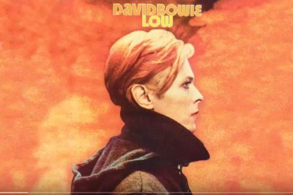 David Bowie - Low (Full Album 1977) enregistré au château d'Hérouville dans le Val d'Oise