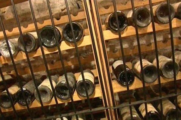 De nombreuses Romanée-Conti parmi ces vieilles bouteilles