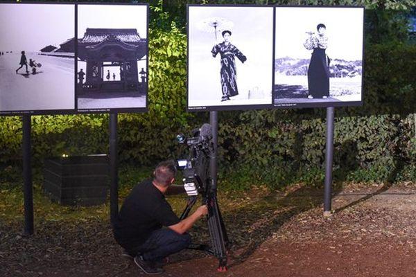 Les caméras du Grand BaZH.art se sont posées à la Gacilly