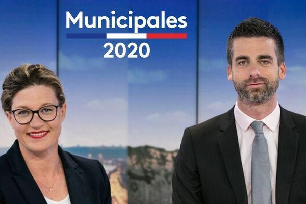 Emilie Leconte et Grégory Thélu