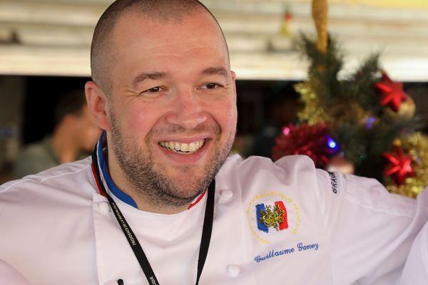 Le chef des cuisines de l'Elysée, Guillaume Gomez.