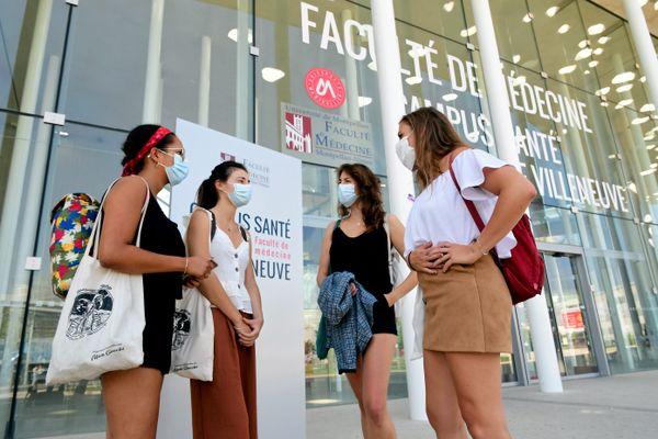 A Montpellier, un collectif de 200 parents environ s'est formé en association pour déposer un recours devant le tribunal administratif - 10.07.21
