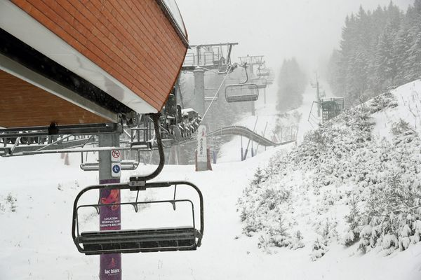 Les remontées mécaniques resteront fermées le 1er février 2021. En Alsace, les directeurs de stations s'attendent à une année blanche.