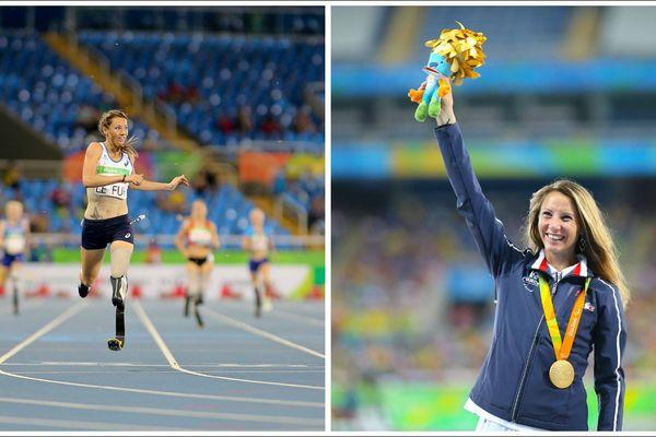 Marie-Amélie Le Fur sur les Jeux Paralympiques de Rio