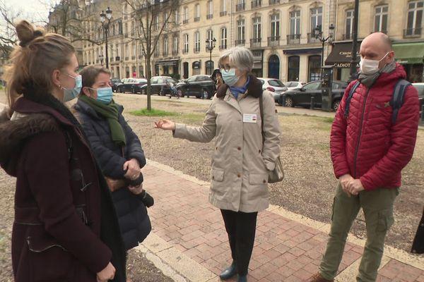 Une visite guidée à Bordeaux, en nombre limité.